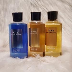 Men's Shower Gel Bundle